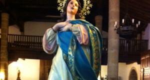Inmaculada Concepción. Patrona de España, ruega por nosotros