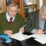 Acuerdo de colaboración: Fundación José Antonio Primo de Rivera y Plataforma 2003