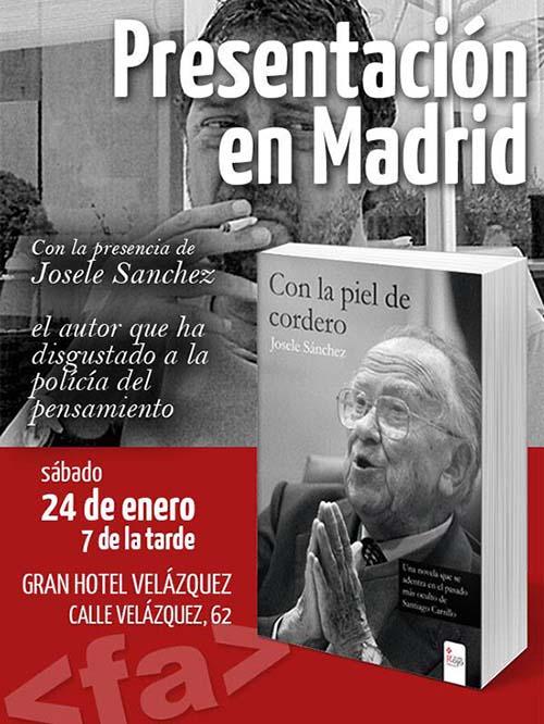 Josele-sanchez-presentacion-Madrid