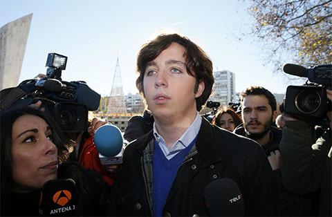EL PEQUEÑO NICOLÁS SE NIEGA A DECLARAR POR SEGUNDA VEZ ANTE EL JUEZ