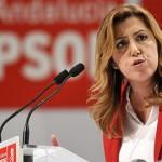 Susana Díaz ganaría en Andalucía aunque tendría que pactar con PP o Podemos