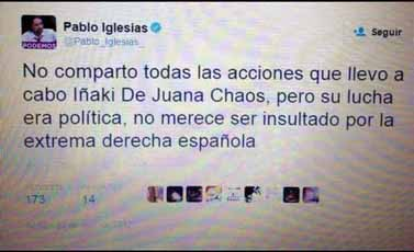 Pablo-Iglesias-de-juana-chaos