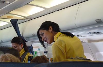 azafata-avion