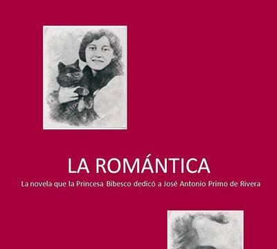 Novela La Romántica dedicada a José Antonio Primo de Rivera