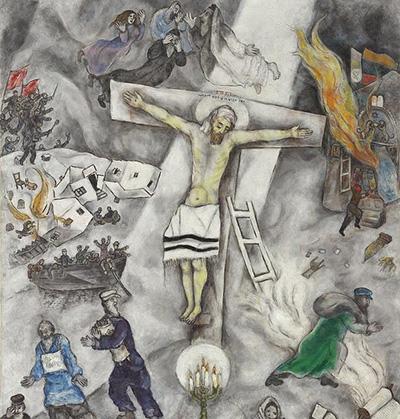 Chagall-crucifixion-blanca-autor-judio