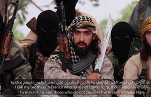 terroristas islamistas