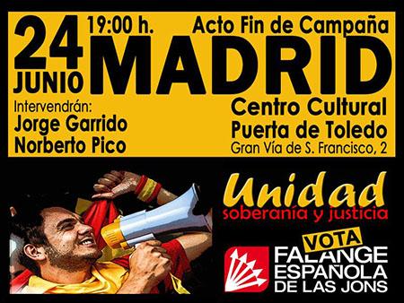 acto-FE-JONS-elecciones-26j-Madrid
