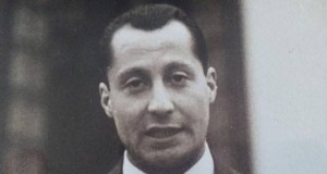 El fundador de Falange Española, José Antonio Primo de Rivera