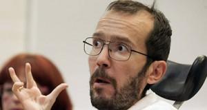 Pablo Echenique de Podemos