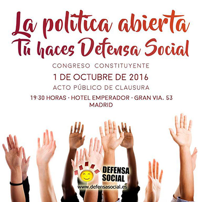 cartel-congreso-defensa-social-madrid