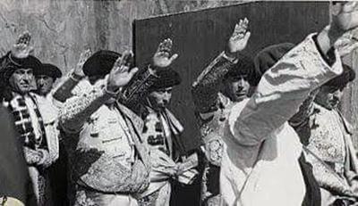 toreros-falangistas