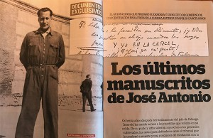 Jose Antonio documento interviú