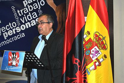 Juan Carlos García - Vicesecretario General de Falange Auténtica