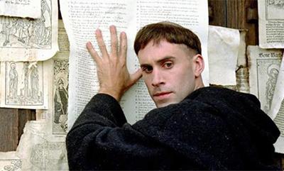 Imagen película Martin Lutero