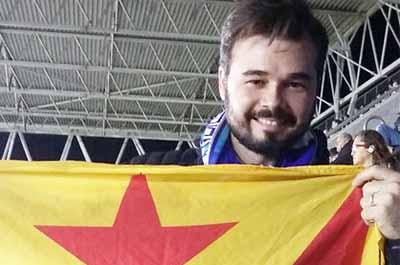"ForoCoches entrevista al separatista Gabriel Rufián: ""¿Por"