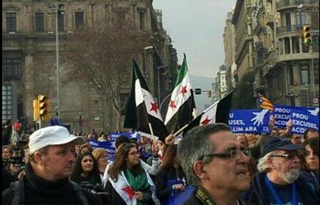 banderas-islamistas-manifestacion-refugiados-barcelona