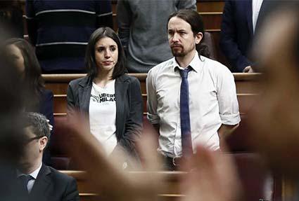 Irene-Montero-Pablo-iglesias-Podemos