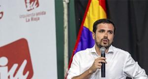 Alberto Garzón Izquierda Unida