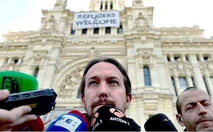 refugiados-welcome-podemos-pablo-iglesias