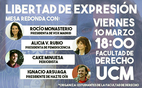 vox-hazteoir-acto-universidad-complutense-Madrid