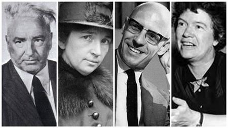Ideólogos de género: Wilhelm Reich, Margaret Sanger, Michel Focault y Margaret Mead