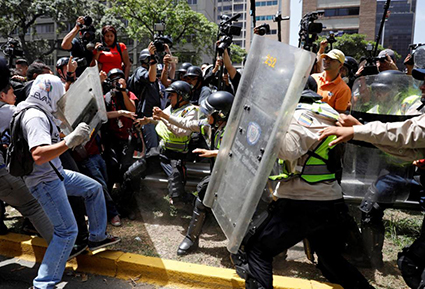 venezuela-policia-chavista