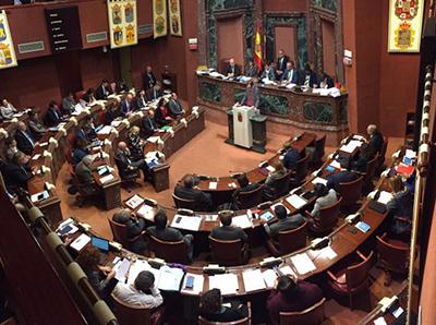 Parlamento de Murcia