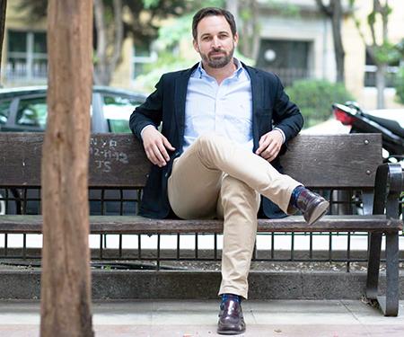 Santiago Abascal-VOX