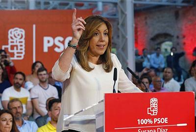 Susana-Diaz-PSOE