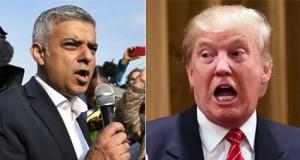 Donald Trump alcalde musulmán Londres