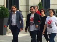 Podemos Garzón Iglesias