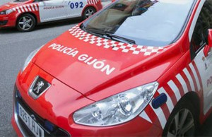 Policia Gijón