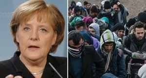 Angela Merkel refugiados