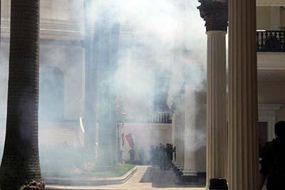 DIputados agredidos Venezuela