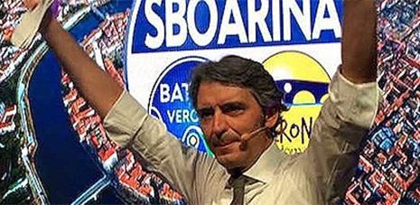 Federico Sboarona alcalde