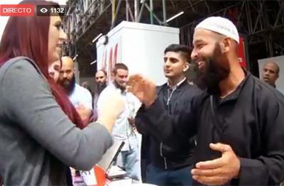 musulmanes pegar mujer varilla