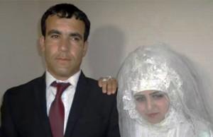 Joven obligada a casarse