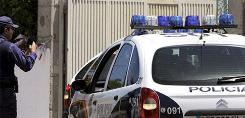 Policia detiene violador retiro