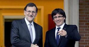 Rajoy Puigdemont