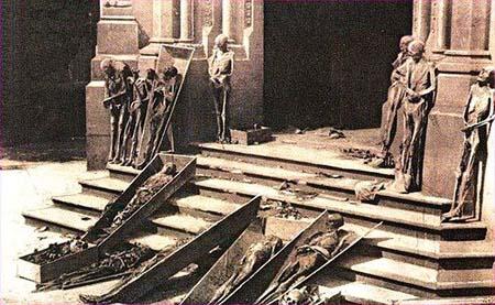 momias de la guerra civil