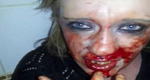 mujer violada marroquí