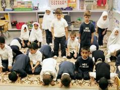 Musulmanes guardería