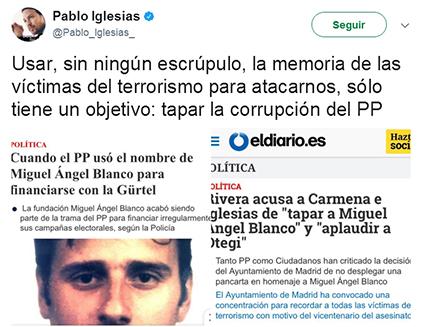 Iglesias Miguel Ángel Blanco