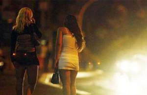 Obligada a prostituirse