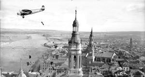 bombardel El Pilar de Zaragoza