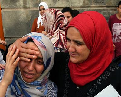familiares terroristas islamistas