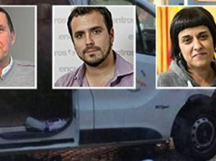 Atentado islamista en Barcelona