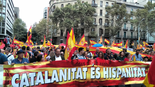 Barcelona española