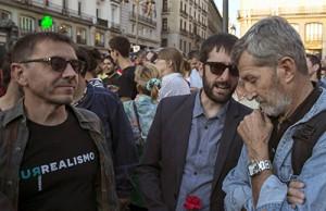 Miembros de Podemos