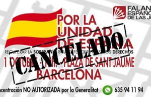 Falange Española de las JONS Cataluña